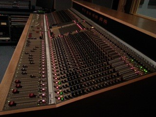 Poor Man's Neve (or, how I got an incredible analog console