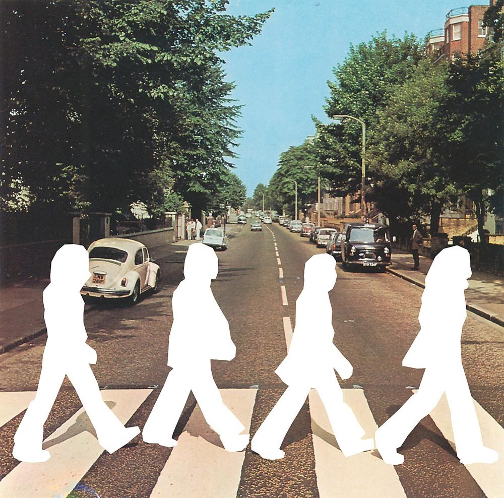 Abbey Road zebra crossing repainted in coronavirus lockdown | The ... | 988x1000