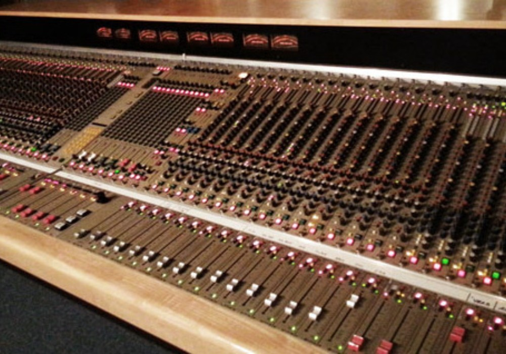 Marvelous Poor Mans Neve Or How I Got An Incredible Analog Console Download Free Architecture Designs Scobabritishbridgeorg