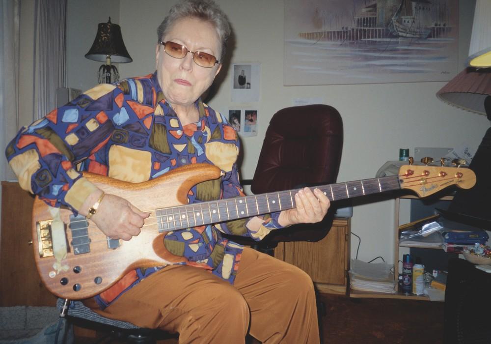 Carol Kaye: Session Bassist Extraordinaire