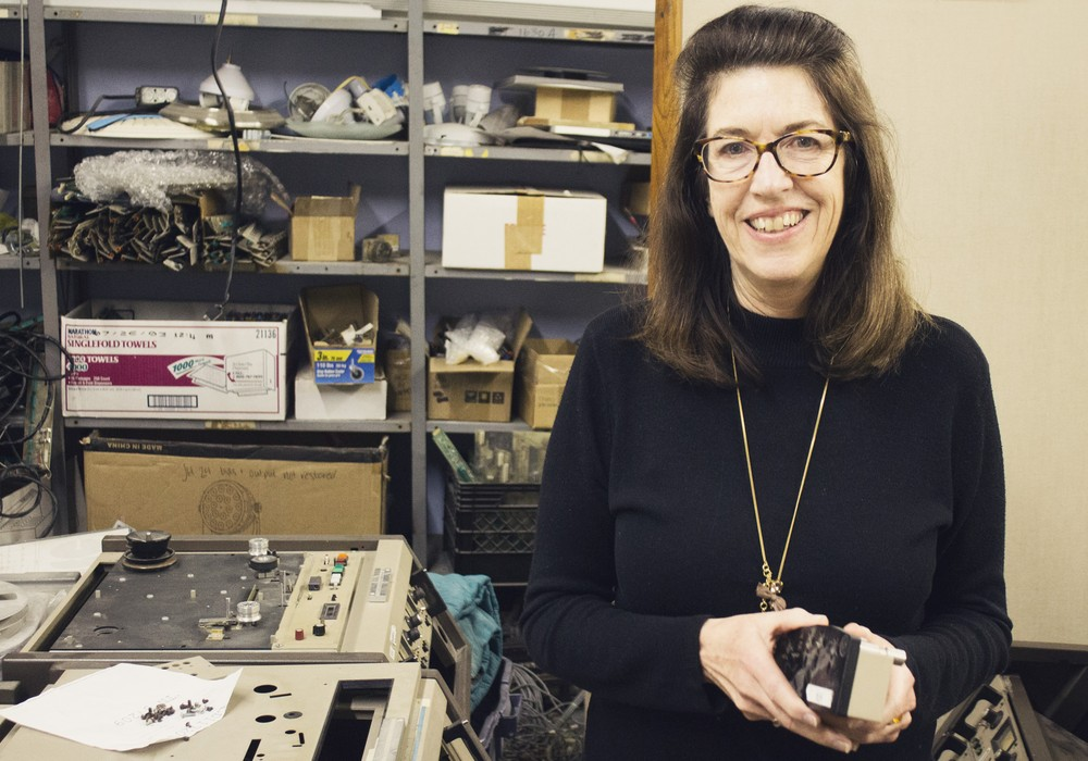 Susan Rogers From Prince To Ph D Tape Op Magazine