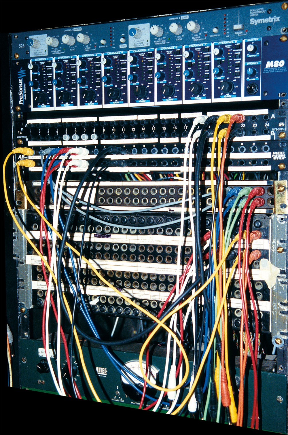 wires n stuff_display_hires the basics of patchbays patchbay basics tape op magazine trs insert cable wiring diagram at crackthecode.co